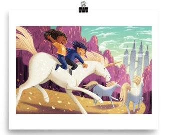 Running Unicorns