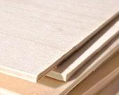 "Baltic Birch Plywood Blanks 1/8"" 11.75""x23.5"", 3mm Baltic Birch, Glowforge Wood, CNC, Laser, Best Possible Grade BB/BB, 20-Pack Rotary Cut!"
