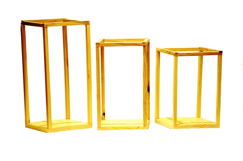 Lantern Enclosures for Wedding Table and Venue Decor  image 0