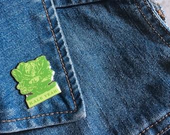 Kale Yeah! Pin