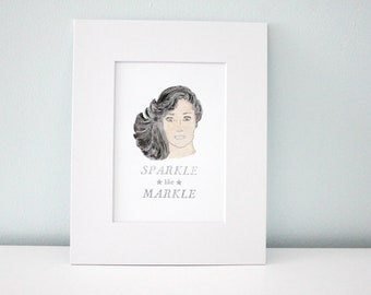 Sparkle like Markle