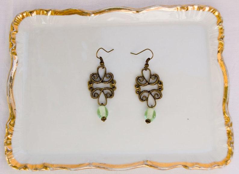 Earrings Clo\u00e9