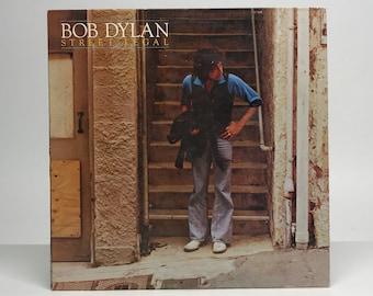 Bob Dylan Street-Legal LP vinyl record 1978
