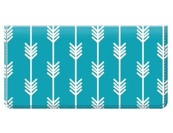 Snaptotes Lime Small Polka Dot Design Checkbook Cover