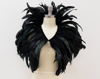 Feather Collars & Cuff