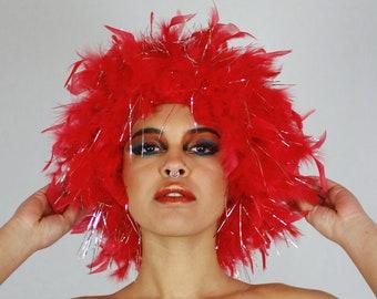 Feather Headbands & Clip
