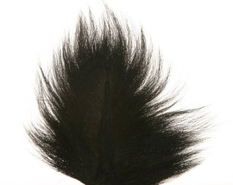 Deer Tails Dyed (BCG) over Natural - For Fly Fishing, Fly Tying ZUCKER®