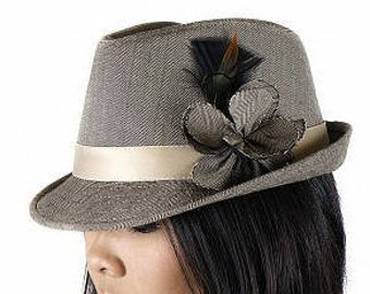 Feather Hat or Lapel Trim -  BP5205--BL-N ZUCKER®