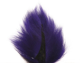 Deer Tails Dyed (PR) over Natural - For Fly Fishing, Fly Tying ZUCKER™