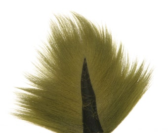 Deer Tails Dyed (IG) over Natural - For Fly Fishing, Fly Tying ZUCKER®