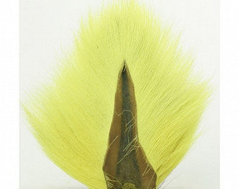 Deer Tails Dyed (FY) over Natural - For Fly Fishing, Fly Tying ZUCKER®