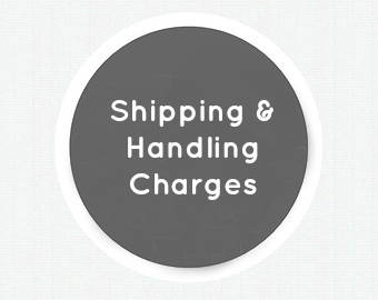 International Shipping, Export and or Additional Handling Fees