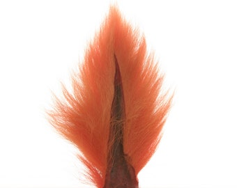 Deer Tails Dyed (HO) over Natural - For Fly Fishing, Fly Tying ZUCKER®