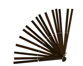 Blank Bamboo Feather Stave - DIY your own Feather Fan ZUCKER® STAVE/B