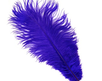 "REGAL Bulk 13-16"" Ostrich Feathers 1/4LB For Feather Centerpieces,Party Decor,Millinery,Carnival,Fashion and Costume Design ZUCKER®"