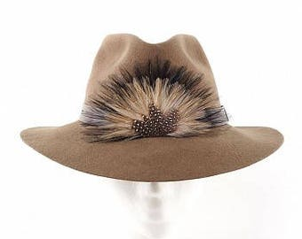 Feather Hat Trim/Crown - Hat Feathers - Feather Hat Trim ZUCKER®