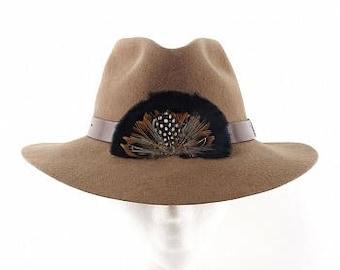 Feather Hat Trim/Crown - Hat Feathers - Feather Hat Trim  ZUCKER™