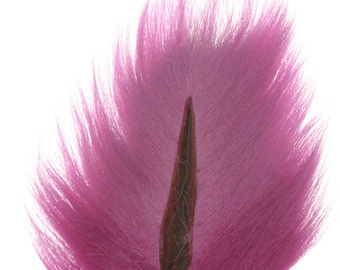 Deer Tails Dyed (MA) over Natural - For Fly Fishing, Fly Tying ZUCKER®