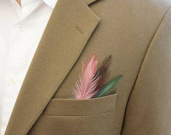 Feather Hat or Lapel Trim - BP5203M ZUCKER™