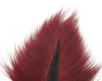 Deer Tails Dyed (MG) over Natural - For Fly Fishing, Fly Tying ZUCKER®
