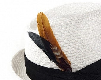 Hat Feathers - Feather Hat Trim or Lapel Trim ZUCKER®