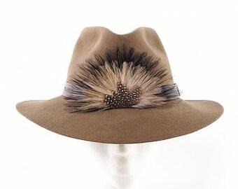 Feather Hat Trim/Crown - Hat Feathers - Feather Hat Trim ZUCKER®