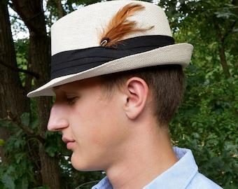 Feather Hat or Lapel Trim -  BP5200 Brown ZUCKER®