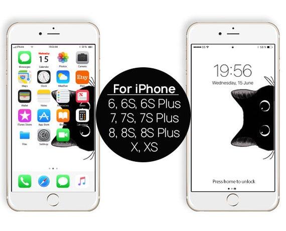 Cat Wallpaper For Iphone Plus