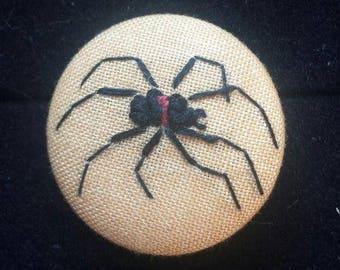 Black widow badge!