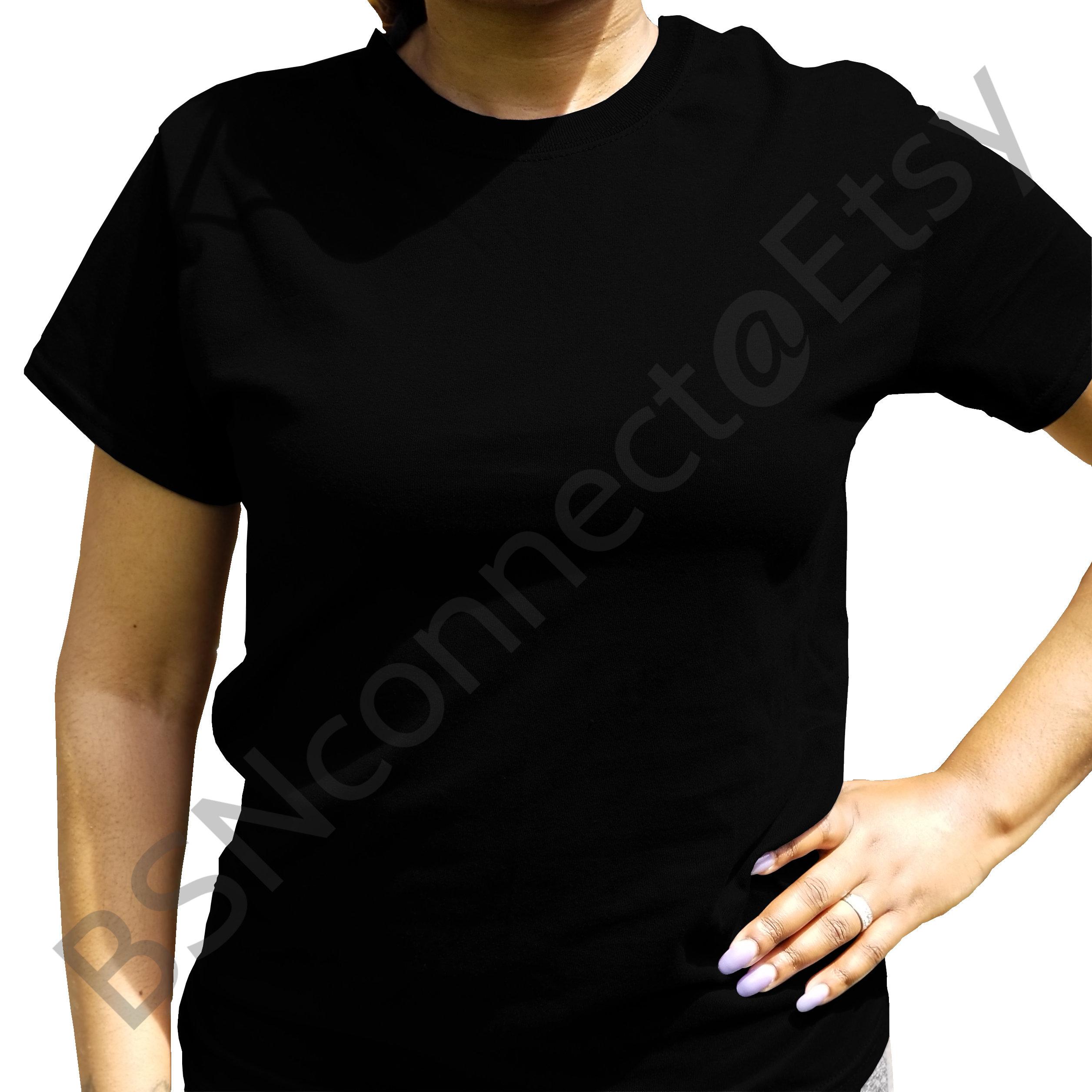 b2104be6 Blank Black T Shirts - DREAMWORKS