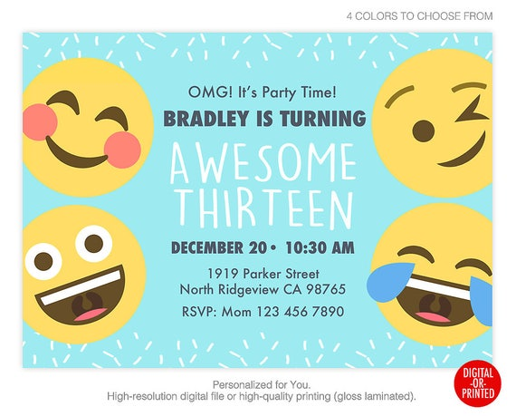 photograph relating to Emoji Invitations Printable Free named Emoji Invites, Emoji Birthday Invitation, Emoji Occasion Printables, Emoji Invitations, Emoji Video clip Invitation, Smiley Invitation, Social Media