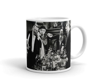 Marx Brothers Quote Mug, Vintage Marx Brothers Movie Photo Mug, Coffee Mug