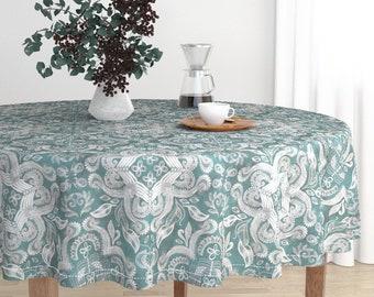 Denim Tablecloth | Etsy