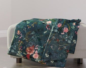 Spoonflower fabric   Etsy