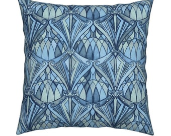 Collectibles Embroidery Japanese Art Deco Decorative Pillow Online Shop