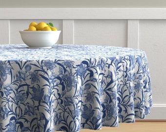Clarke /& Clarke pays CHINTZ DESIGN par mètre enduit de PVC Toile Cirée Tissu