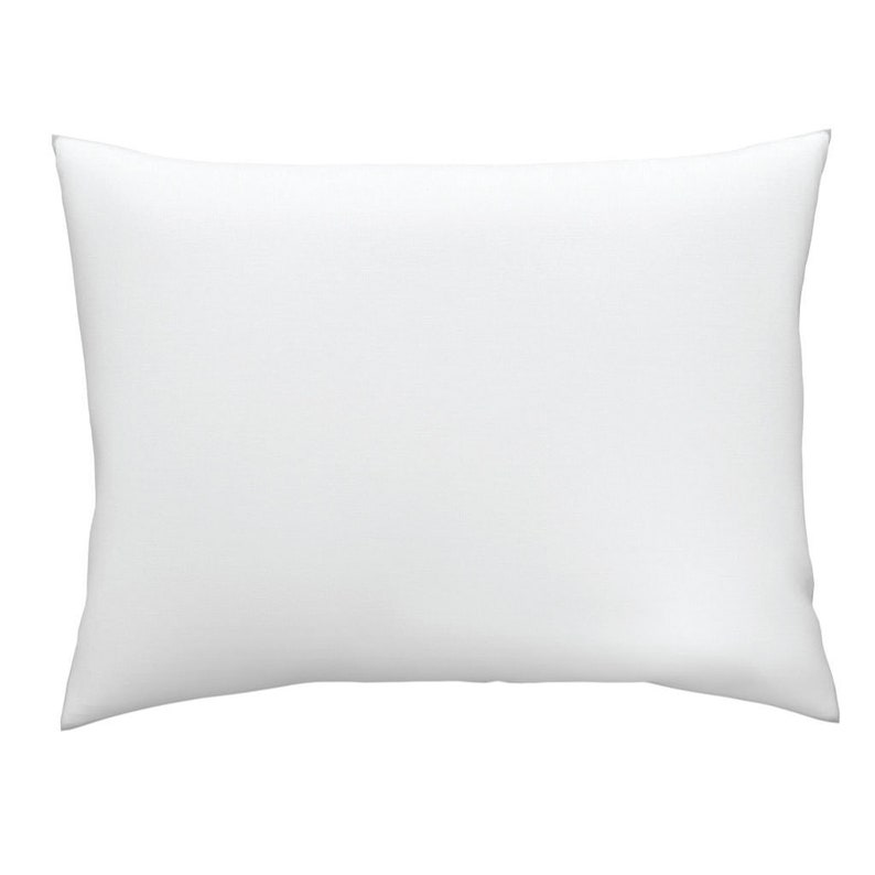 Fool/'s Paradise dark by danlehman Plants Pillow Sham Botanical Cotton Sateen Pillow Sham Bedding by Spoonflower