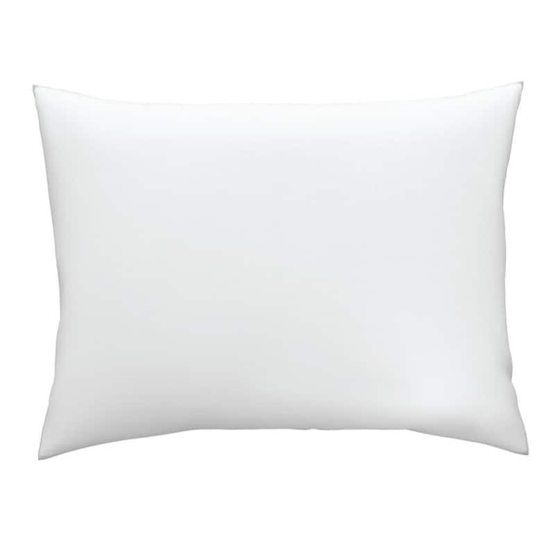 Modern Botanical Cotton Sateen Pillow Sham Bedding by Spoonflower Boho Pillow Sham Luxe Palm Leaf In Indigo by nouveau/_bohemian