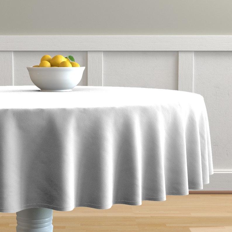 Geometric Shibori Round Tablecloth Indigo Shibori by sewindigo Diamonds Cotton Sateen Circle Tablecloth by Spoonflower