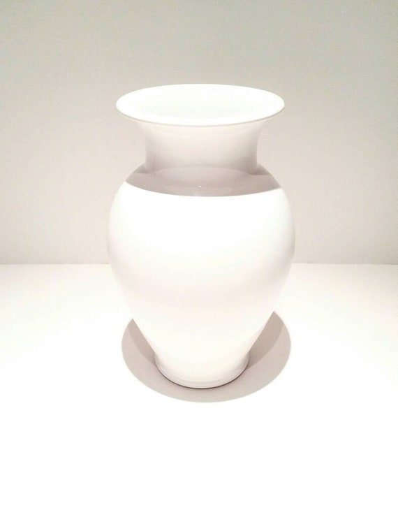 White Ceramic Vase Tall White Ceramic Vase White Ceramic