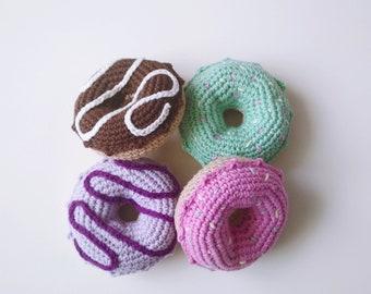 Donut Kissen Häkeln Etsy