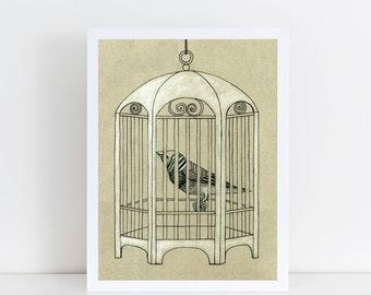 Bird / Pájaro
