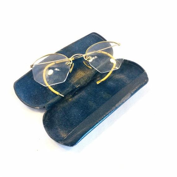 eye glasses, vintage glasses, glasses, retro glass