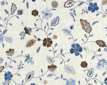 Jaclyn Smith Home Cobalt Fabric