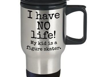Skate Travel Mug Etsy