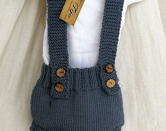 Handknitted merino wool baby cloth diaper cover\/soaker - baby wool diaper wrap ready to ship