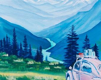 Ross Lake, North Cascades WA