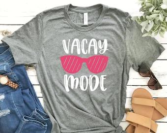 Vacation Shirt Etsy