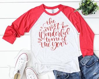 Christmas t shirt | Etsy
