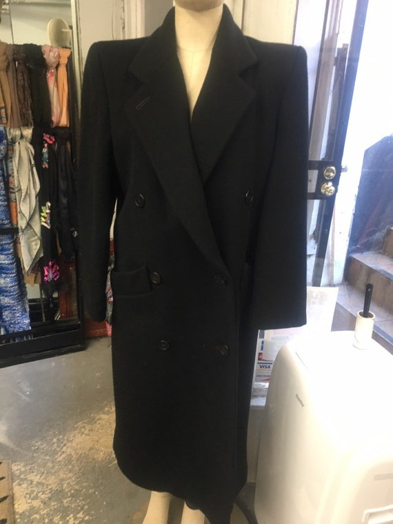 Original Perry Ellis Wool DB Coat